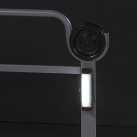 Disc-O-Bed X5 Lommelygte Mini, sort/orange